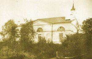 Tyrön kirkko