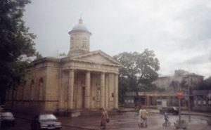 Hatsinan suomalainen kirkko