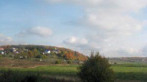 Tuutarin kukkulat syksyllä 2012.