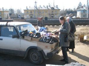 Vuonna 2010 oli kaupanteossa palattu mobiiliaikaan.