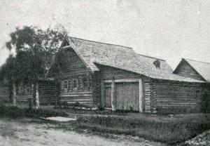 Pohin taloja Liissilässä