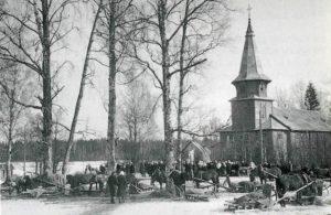 Koprinan kirkko