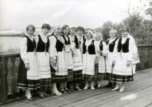 Rappulan Röntyskät 1980-luvulla.