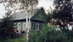 Kuttusin kylä vuonna 1998