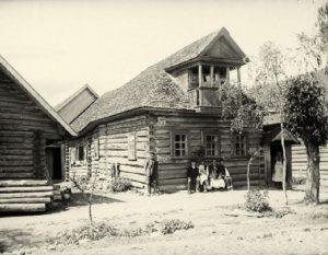 Matti Pukin talo Luukkasissa