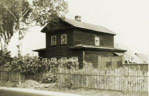 Talo Vanhassakylässä